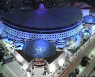 A primeira sede mundial da Universal